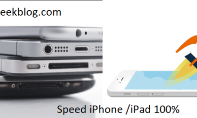 Speed iPhone
