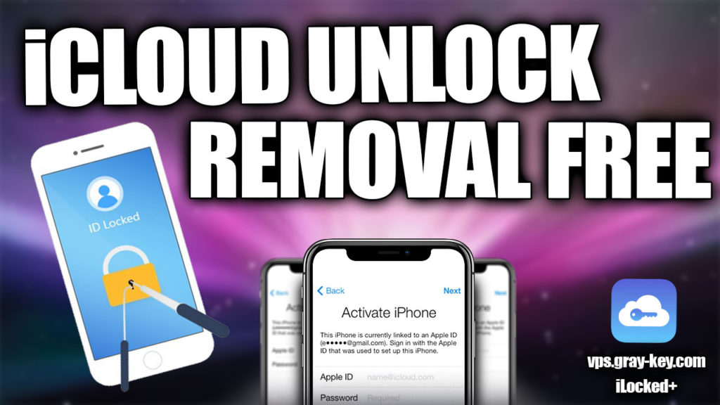 how to unlock icloud